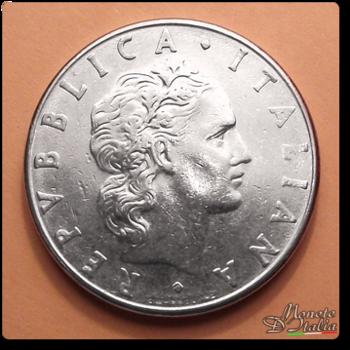 4eb0d0690a Monete D'Italia: 50 Lire Vulcano tipo1 1978 (Quotazione, Descrizione ...