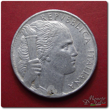 88b97fff70 Monete D'Italia: 5 Lire Uva 1950 (Quotazione, Descrizione e Immagini)