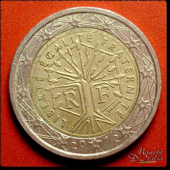 b5759ba56c Monete D'Italia: Sezione Euro Francia 1999 - 2016: 2 Euro Francia ...
